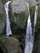 La cascade de San Nicolao (Haute Corse)