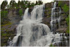 ** La cascata della eterna giovinezza **
