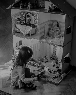 La casita de muñecas I