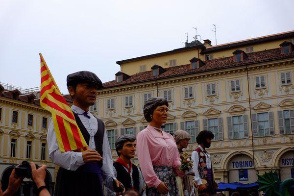 la Catalunya incontra torino