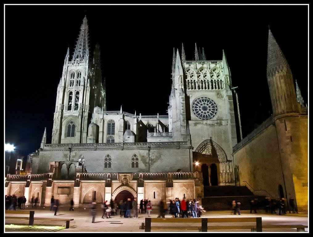 La catedral de Burgos, un gótico de gran riqueza