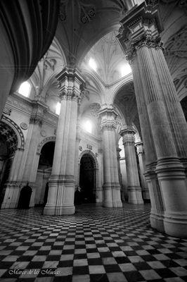 ...la catedral de Granada 2...