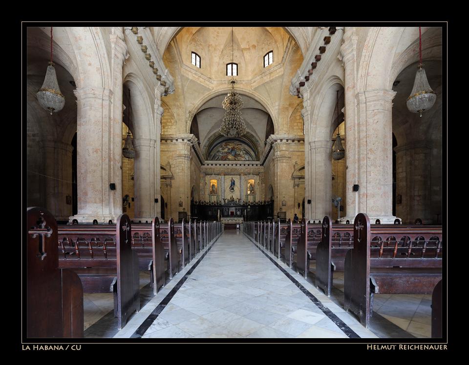 La Catedral I, La Habana / CU