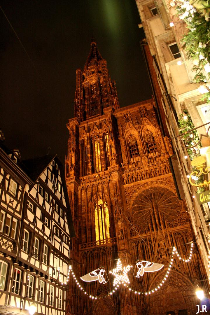 La Cathédrale de notre belle ville de Strasbourg