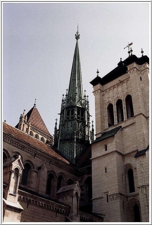 La Cathédrale de Saint-Pierre