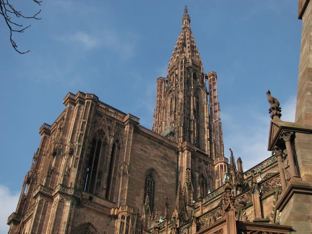 la cathédrale de strasbourg yopla
