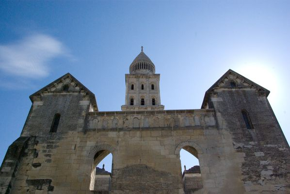 La Cathédrale saint front - Périgueux