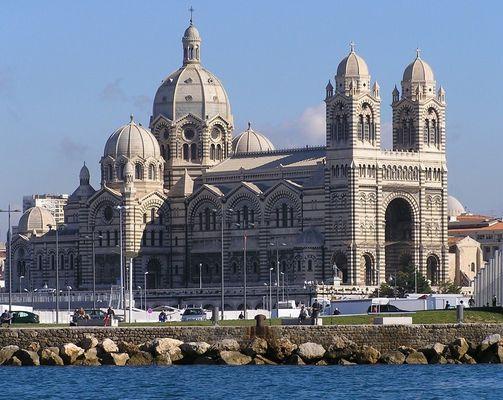 La Cathedrale Ste-Marie-Majeur de Marseille