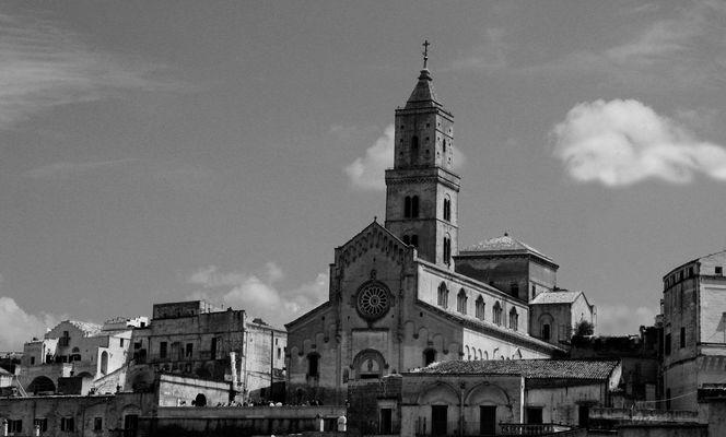 La Cattedrale di Matera - The Cathedral of Matera