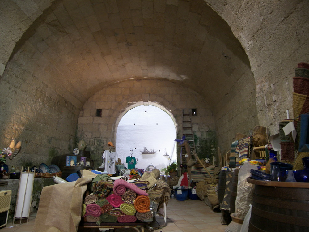 la caverne d'Ali-Baba