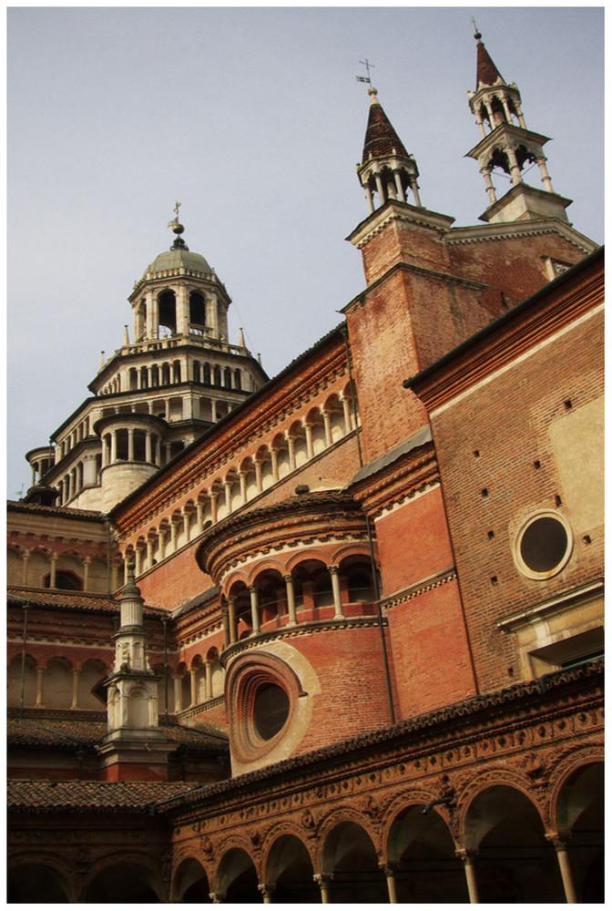 la Certosa di Pavia...