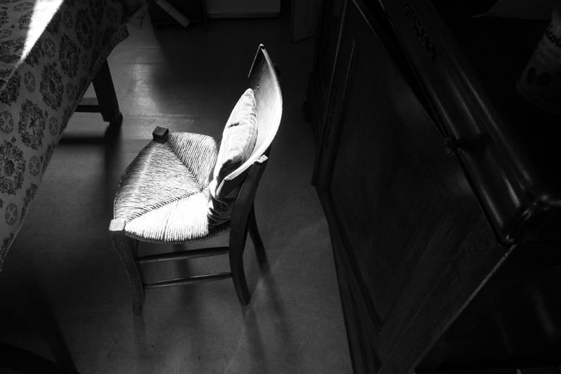 La chaise de ma mère