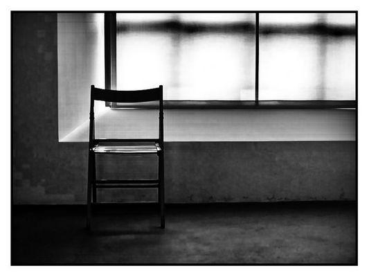 La chaise du gardien