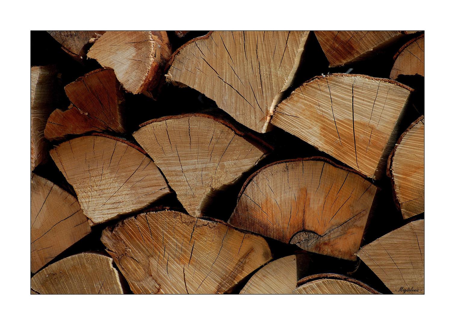 La chaleur du bois