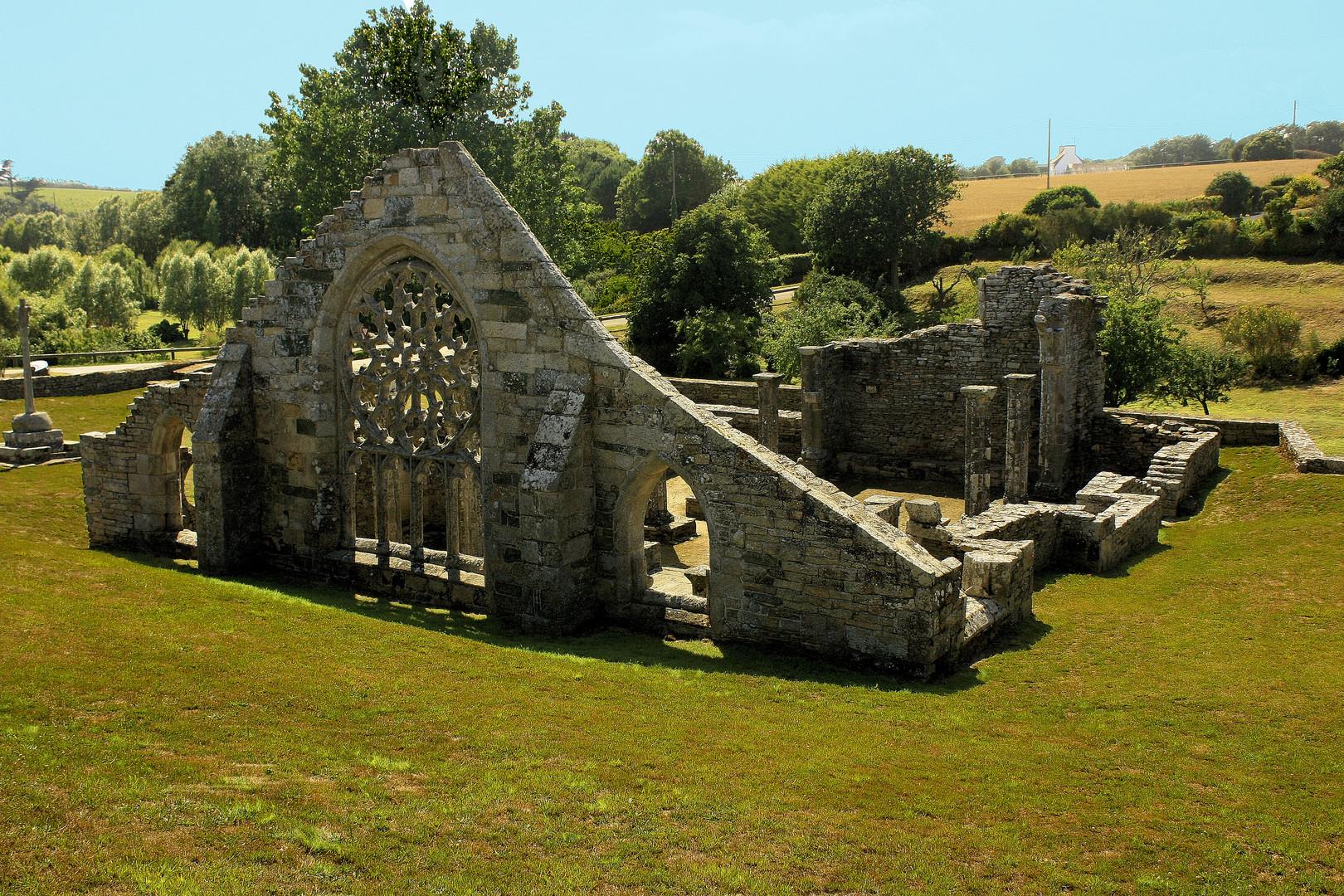 La Chapelle abandonnée