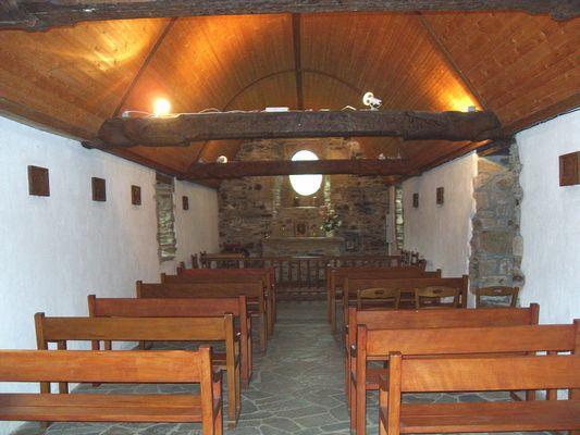 La Chapelle d'ARGANTEL