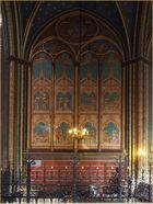 La Chapelle de la Vierge  --  Cathédrale Saint-Etienne de Limoges