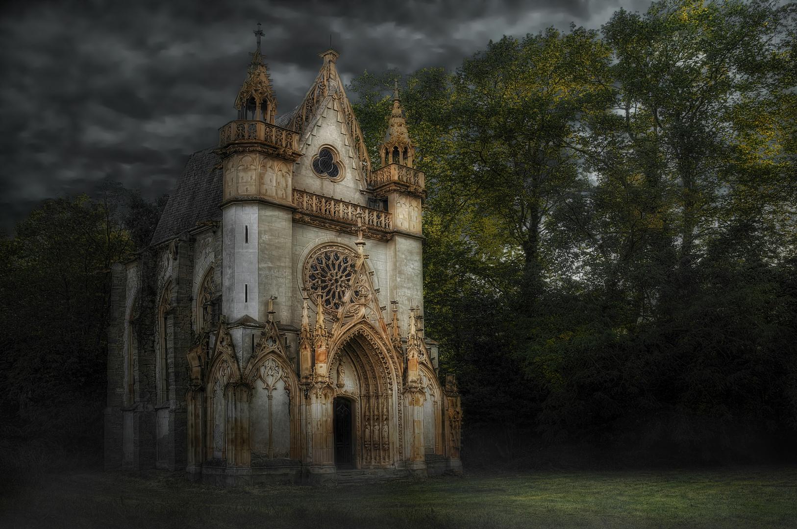 La Chapelle de L'ange au violon