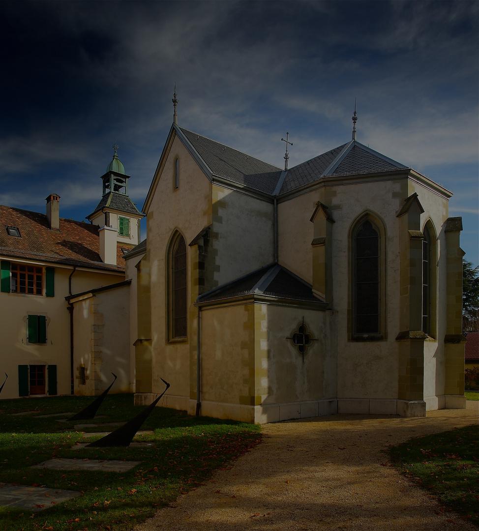 La Chapelle d'Ecogia