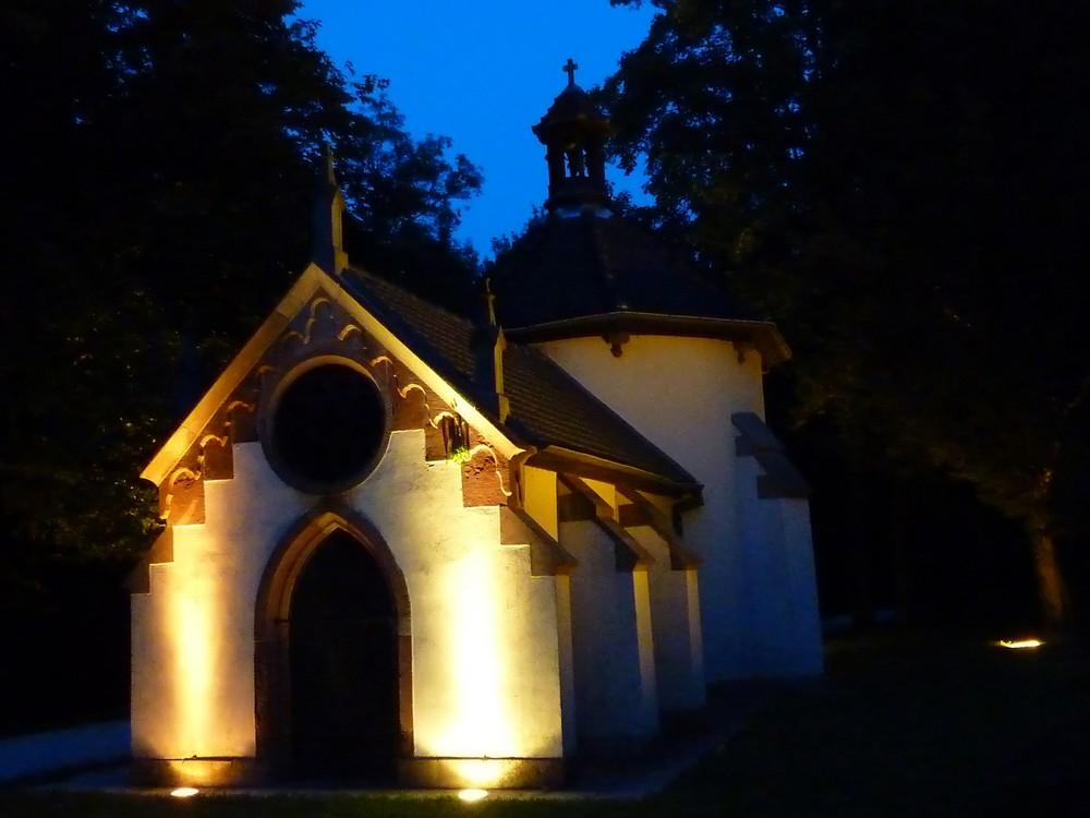 la chapelle des amoureux
