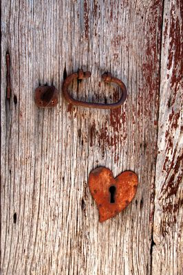 La chiave del cuore.