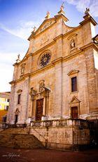 La chiesa collegiata di Bellinzona