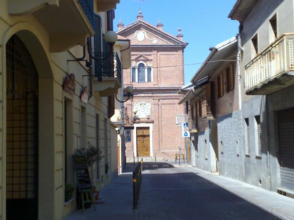 La chiesa di Sanfrancesco di Paolo a Torino