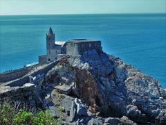 La chiesa sul mare