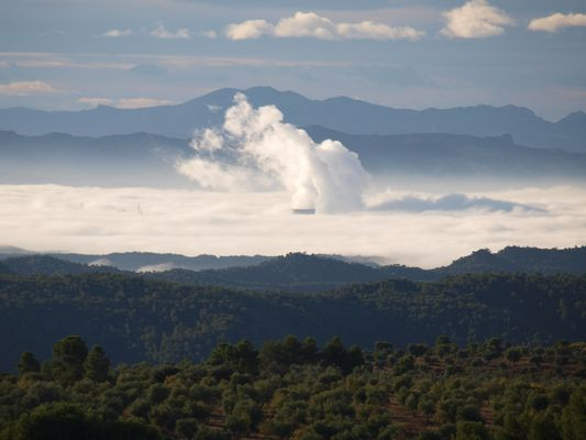 la chimenea que fabrica la niebla (resuelto el misterio)