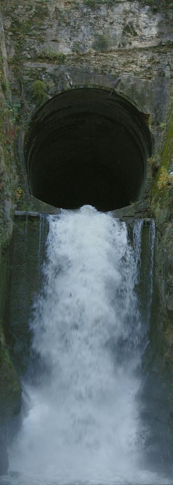 La chute de Serrière I