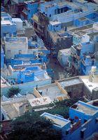 la città azzurra