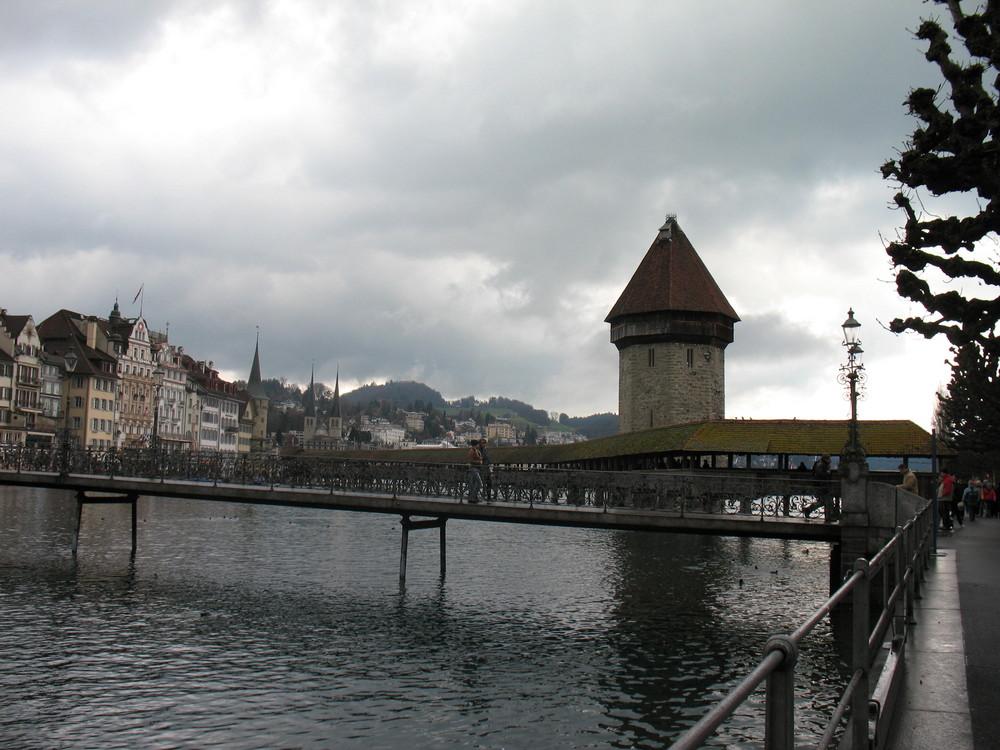 La città dal Lago-Lucerna