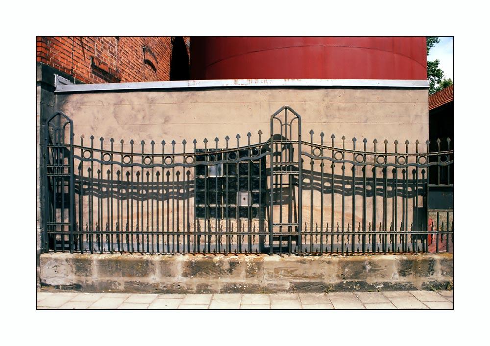 .la clôture