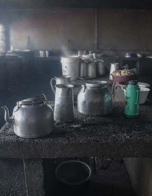 'La cocina...' (Versión)