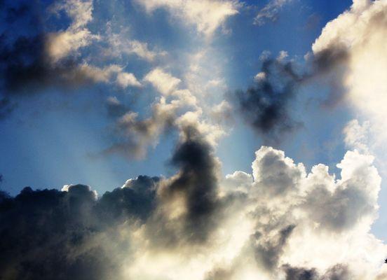 La colère du ciel