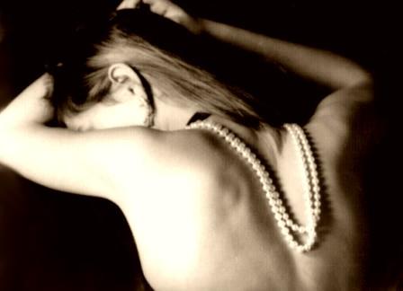 la collana di perle