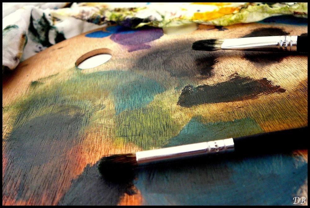 La contemplazione dell'artista