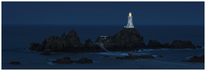 La Corbiére lighthouse, Jersey