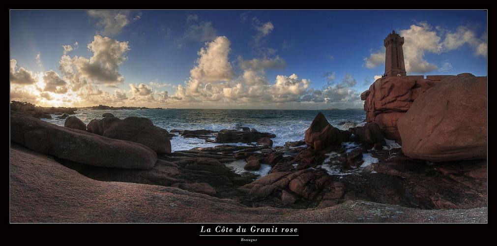 La Côte du granite rose