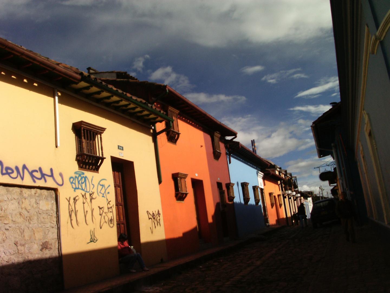 La cotidianidad de una calle