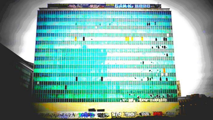 La couleur des bâtiments