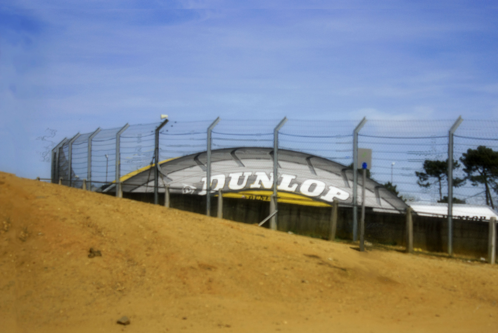 La courbe Dunlop