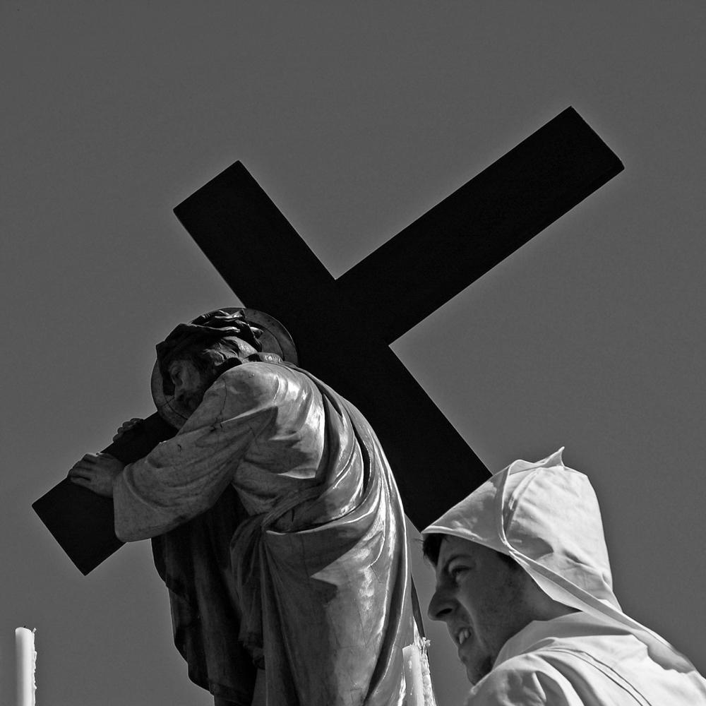 La croce che noi portiamo