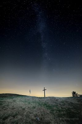 La Croce e la Via Lattea