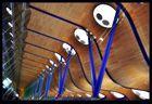 La cubierta azul