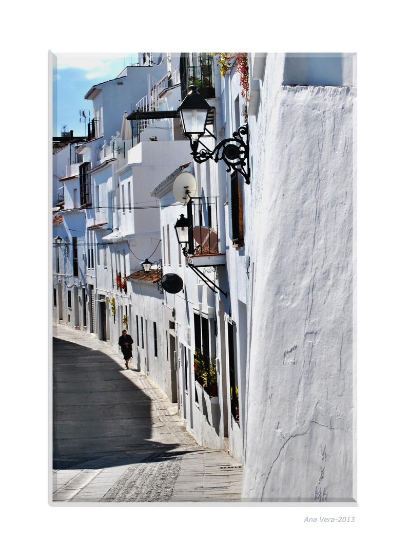 La Cuestecita (Requiebros de Mijas) Málaga marzo 2013