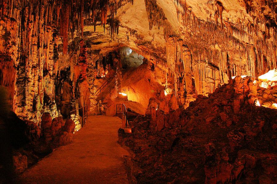 La Cuevas de Artá (2)