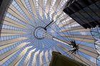 La cupola del Sonycenter