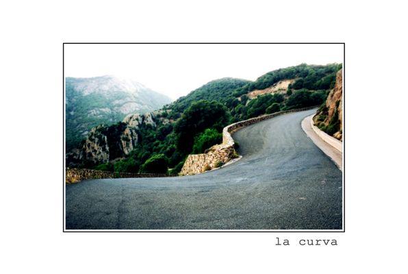 . : la curva : .