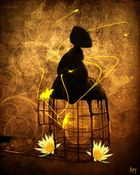 La Dame à la Cage